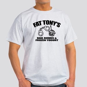 fat_tonys_blk T-Shirt