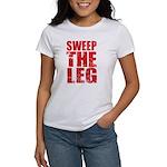 Sweep The Leg Women's T-Shirt