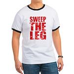 Sweep The Leg Ringer T