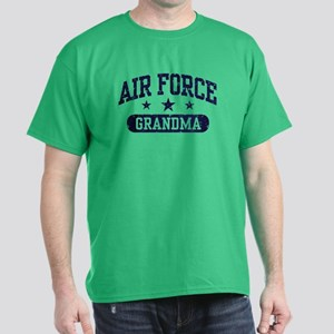 Air Force Grandma Dark T-Shirt