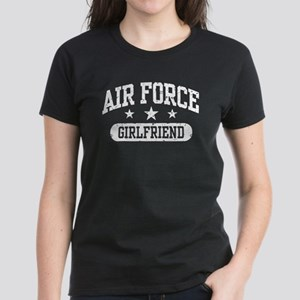 Air Force Girlfriend Women's Dark T-Shirt