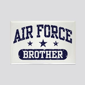 Air Force Brother Rectangle Magnet