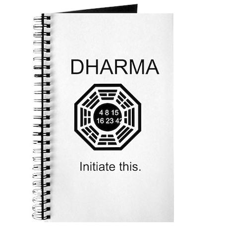 Dharma - Initiate This Journal