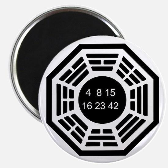 Dharma Logo Solo Magnet