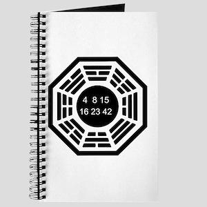 Dharma Logo Solo Journal