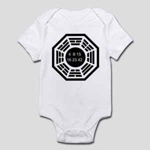 Dharma Logo Solo Infant Bodysuit