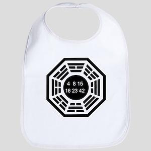 Dharma Logo Solo Bib