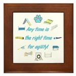 Agility Time Framed Tile