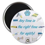 Agility Time Magnet