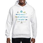 Agility Time Hooded Sweatshirt