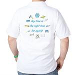 Agility Time Golf Shirt