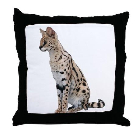 KiaraServal Home & Office Throw Pillow