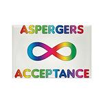 Aspergers Acceptance Magnet