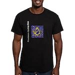 Freemason Cycling Club Men's Fitted T-Shirt (dark)