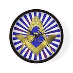 Freemason Cycling Club Wall Clock