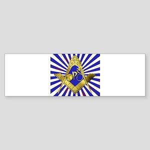 Freemason Cycling Club Sticker (Bumper)