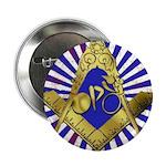 "Freemason Cycling Club 2.25"" Button (100 pack)"