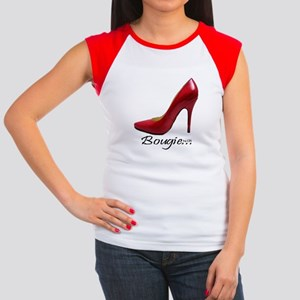 Bougie by CJS Women's Cap Sleeve T-Shirt