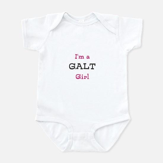Galt Girl Infant Bodysuit