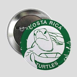 """SEA TURTLE RESCUE 2.25"""" Button"""