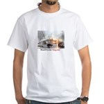 Sparking Flintlock White T-Shirt