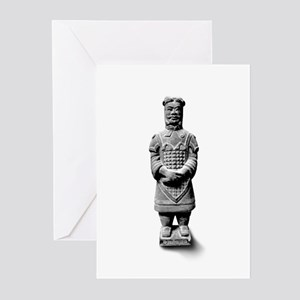 XianSoldier 01 Greeting Cards (Pk of 10)