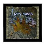Faery Moon: Tile Coaster