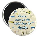 Agility Time v2 Magnet