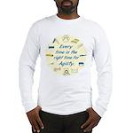 Agility Time v2 Long Sleeve T-Shirt