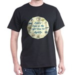 Agility Time v2 Black T-Shirt
