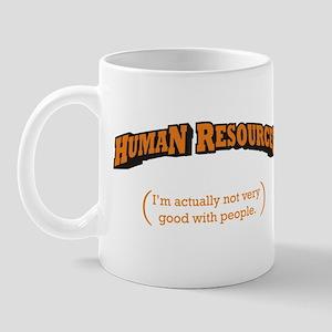 HR / People Mug