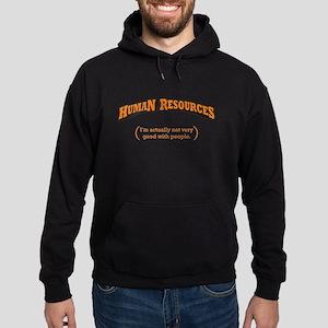 HR / People Hoodie (dark)