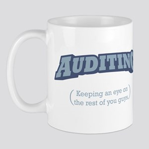 Auditing - Eye Mug