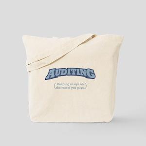 Auditing - Eye Tote Bag