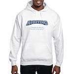 Auditing - Eye Hooded Sweatshirt