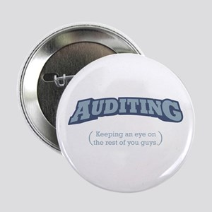 "Auditing - Eye 2.25"" Button (10 pack)"