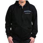 Auditor - Math Zip Hoodie (dark)