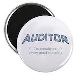 Auditor - Math Magnet