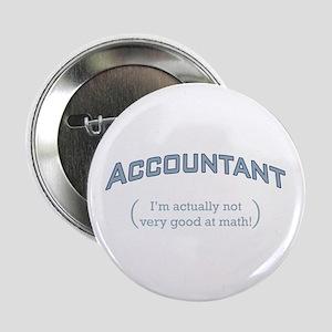 """Accountant - Math 2.25"""" Button"""
