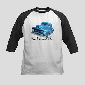 classic ford truck Kids Baseball Jersey
