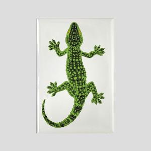 Gecko Rectangle Magnet