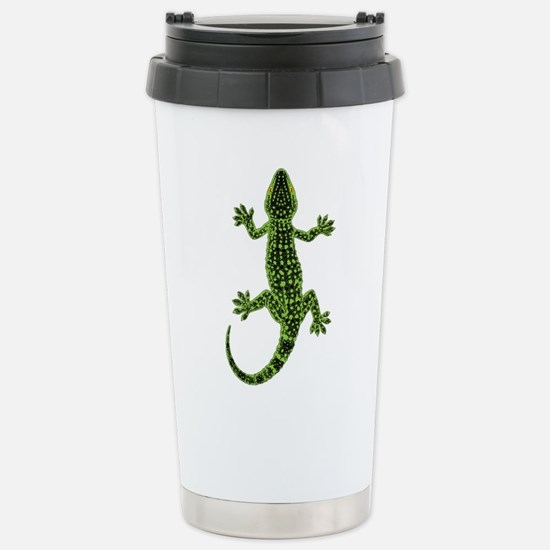 Gecko Stainless Steel Travel Mug