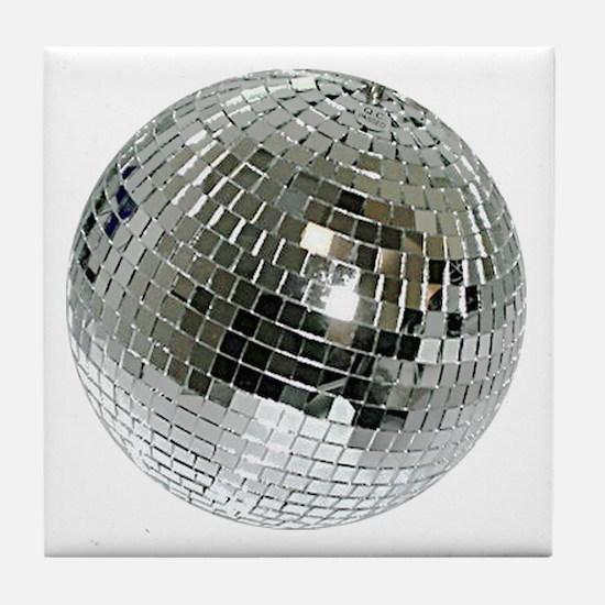 Spazzoid Disco Ball Tile Coaster