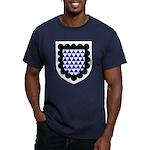 Etain's Men's Fitted T-Shirt (dark)