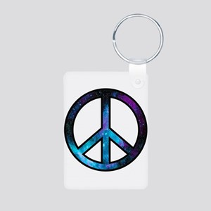 Galactic Peace Keychains