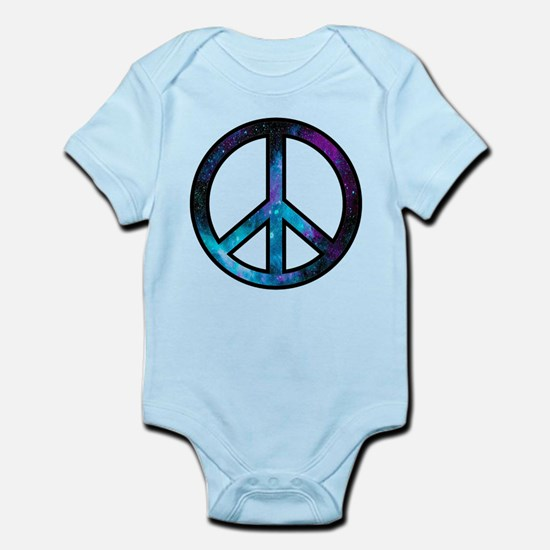 Galactic Peace Body Suit