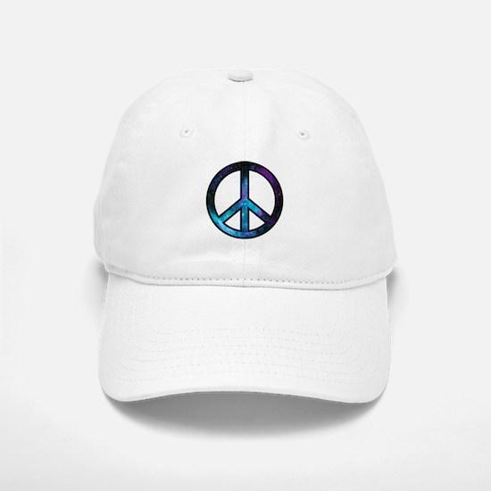 Galactic Peace Baseball Baseball Baseball Cap