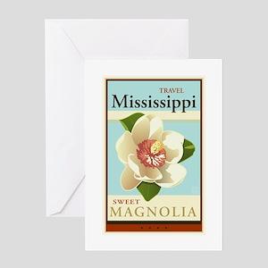 Travel Mississippi Greeting Card