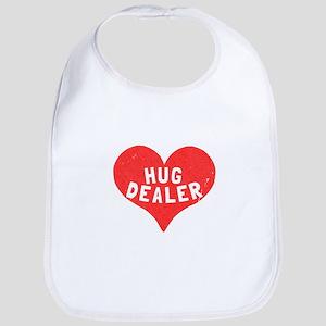 Hug Dealer Baby Bib