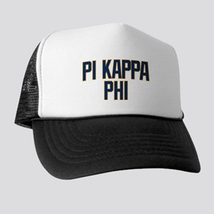 Pi Kappa Phi Athletic Trucker Hat